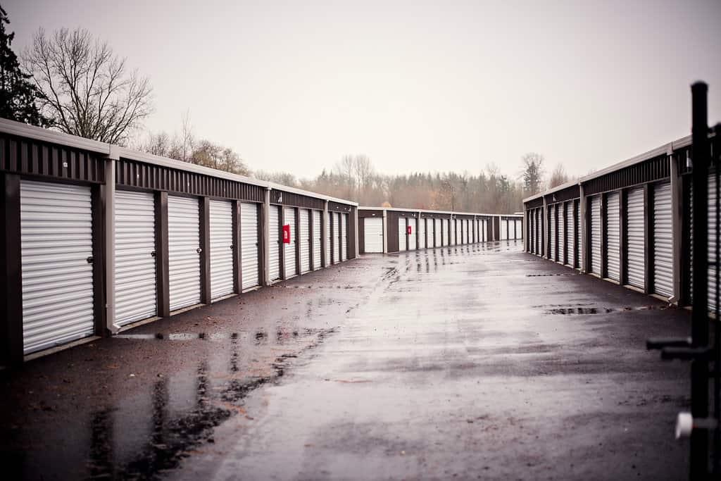 Ridgefield Storage Units